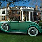 1932 Packard 903 Convertible by TeeMack