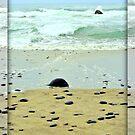 A Rocky Beach by scenebyawoman