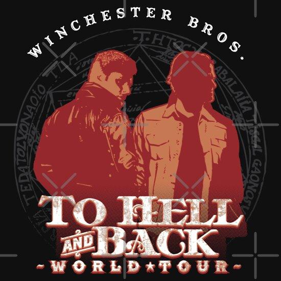 TShirtGifter presents: Winchester Bros. World Tour