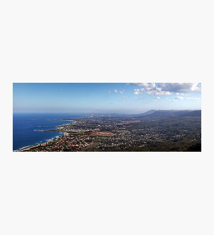 Sublime Point Panorama Photographic Print
