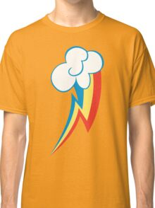 Rainbow Dash Cutie Mark (Large icon) - My Little Pony Friendship is Magic Classic T-Shirt