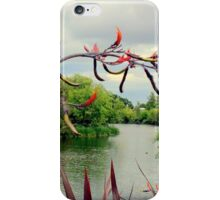 The River (O0615tr) iPhone Case/Skin