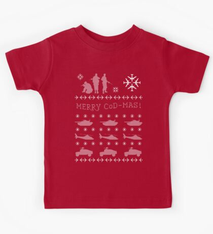 CoD-Mas Sweater Kids Tee