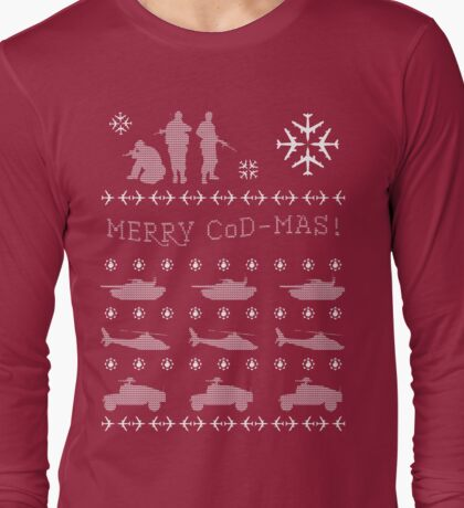 CoD-Mas Sweater Long Sleeve T-Shirt