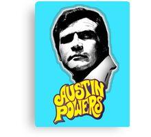 Austin Powers Canvas Print