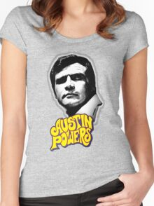 Austin Powers Women's Fitted Scoop T-Shirt