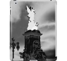 victoria memorial iPad Case/Skin