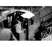 Miniature Steam Train Photographic Print
