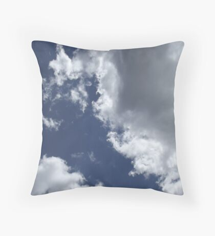 Cumulonimbus 6 Throw Pillow