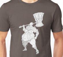 Executioner Line Art Unisex T-Shirt