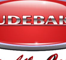 Studebaker badge (B) Sticker