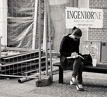 The Reader by the-novice