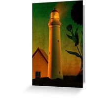The Magic Lighthouse Greeting Card