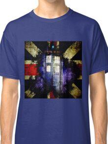 Dr. Who Unijack Classic T-Shirt