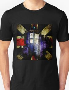 Dr. Who Unijack T-Shirt
