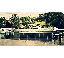 """Hurricane Irene """"Jumpin Jacks"""" Photographic Print"""
