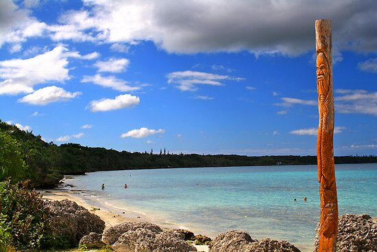 Lifou by Scott Mclaren