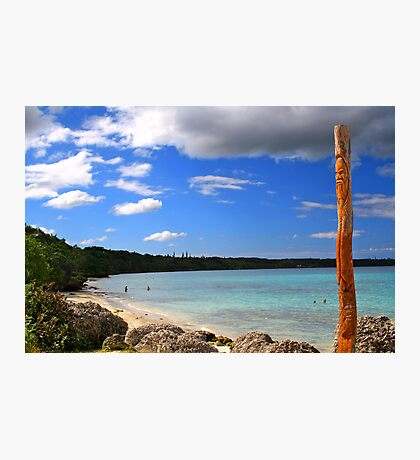 Lifou Photographic Print