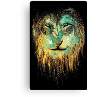 the fury king  Canvas Print