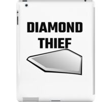 Diamond Thief iPad Case/Skin