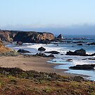 Central California Coast by DBArt