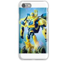 Bumblebee Portrait iPhone Case/Skin