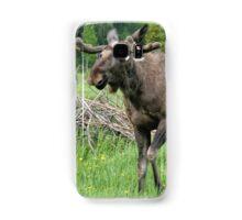 Moose Samsung Galaxy Case/Skin