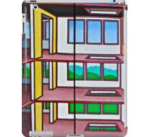 HIGHRISE IN THE BERKSHIRES - a diptych iPad Case/Skin