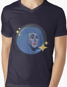 Madame Leota - Haunted Mansion Mens V-Neck T-Shirt