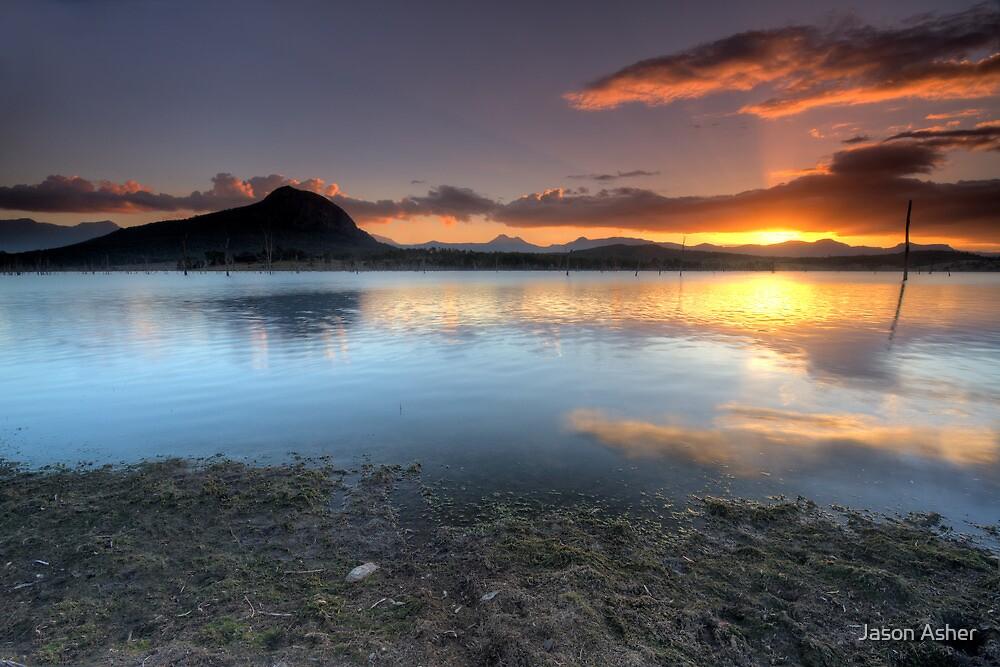 Lake Moogerah, QLD - Australia by Jason Asher