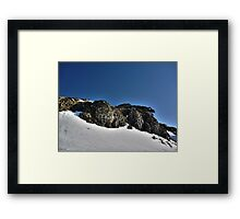 GS Scenery Framed Print