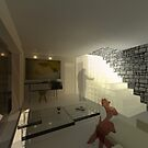 Interior project Bozcaada_Turkey by M puls