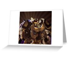 Prowl Portrait Greeting Card