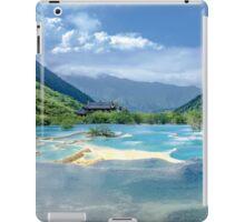 Landscape in Sichuan, China iPad Case/Skin