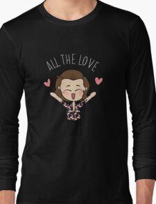 HARRY :: ALL THE LOVE // Long Sleeve T-Shirt