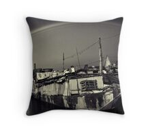 Red River #0203 Throw Pillow
