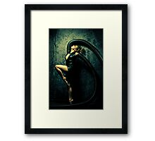Black Widow 2 Framed Print