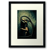 Black Widow 3 Framed Print