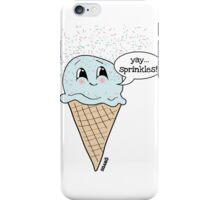 Sprinkles! iPhone Case/Skin