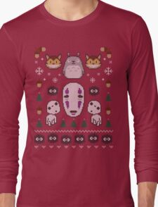 Studio Sweater Long Sleeve T-Shirt
