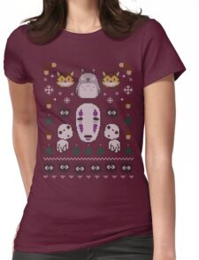 Studio Sweater Womens Fitted T-Shirt