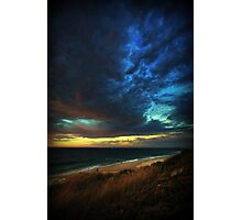 Thickening Sky Photographic Print