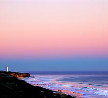 Airey's Inlet lighthouse by Peter Hammer