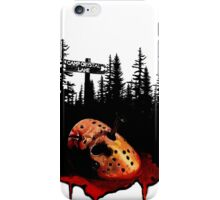 Jason Voorhees iPhone Case/Skin