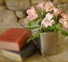 Books & Botanicals by Laura  Knight