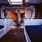 Gretel II—Below Deck by Brett Rogers
