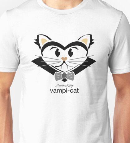HeartKitty Vampi-Cat Unisex T-Shirt