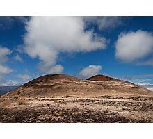 Volcanic landscape 3 Photographic Print
