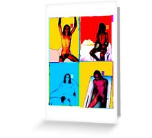 Explore Colour Greeting Card