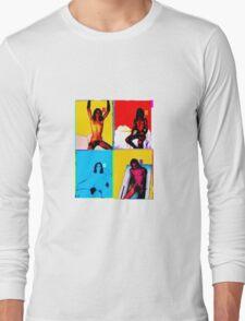 Explore Colour Long Sleeve T-Shirt
